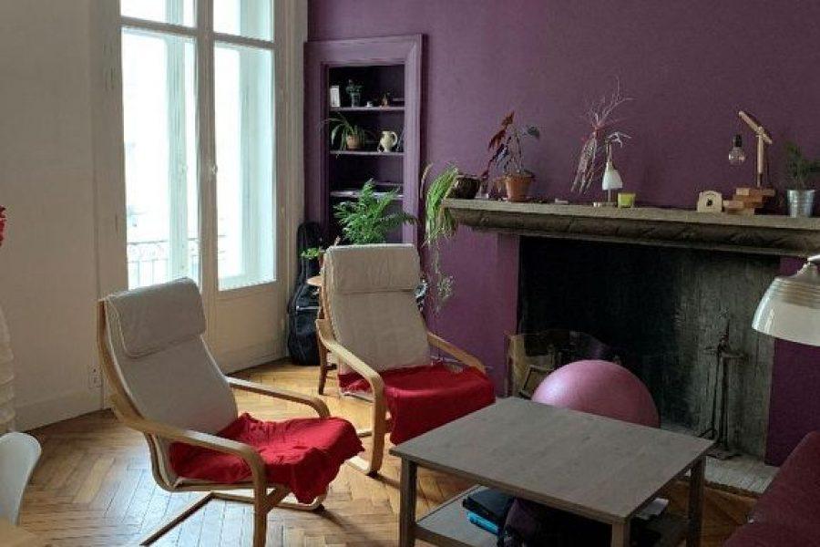 Appartement Nantes Quartier Delorme