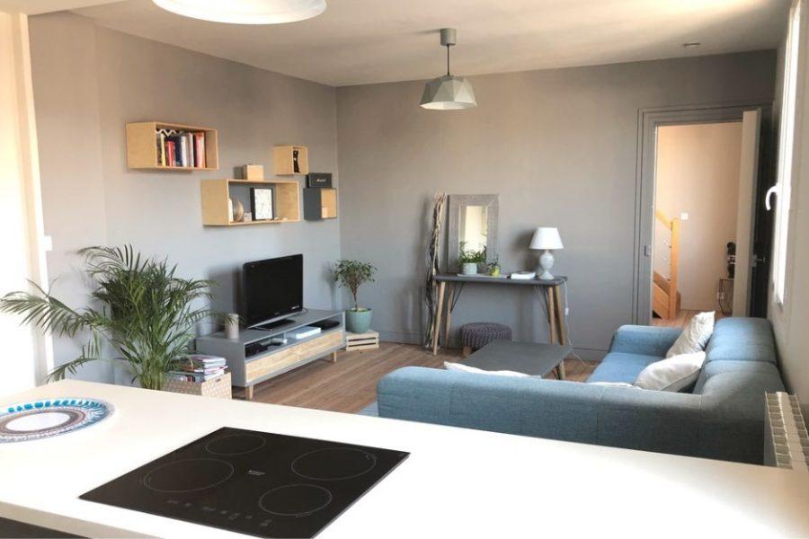 Appartement Nantes 3 pièce(s) 62.23 m2
