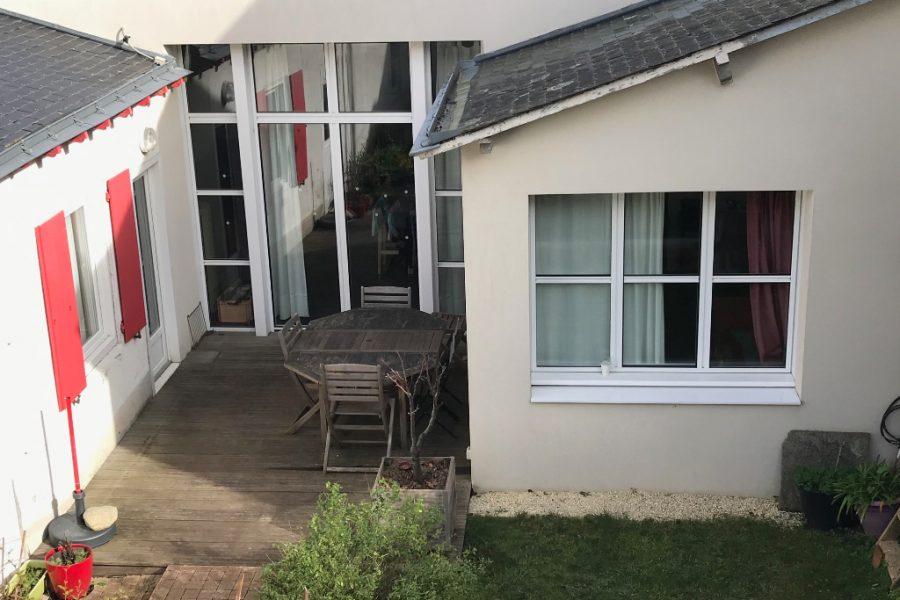 Belle maison Ste Anne Jardin extraordinaire