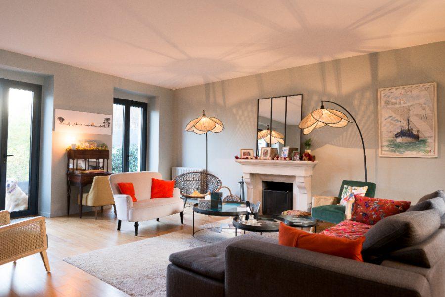 Magnifique maison Nantes Canclaux
