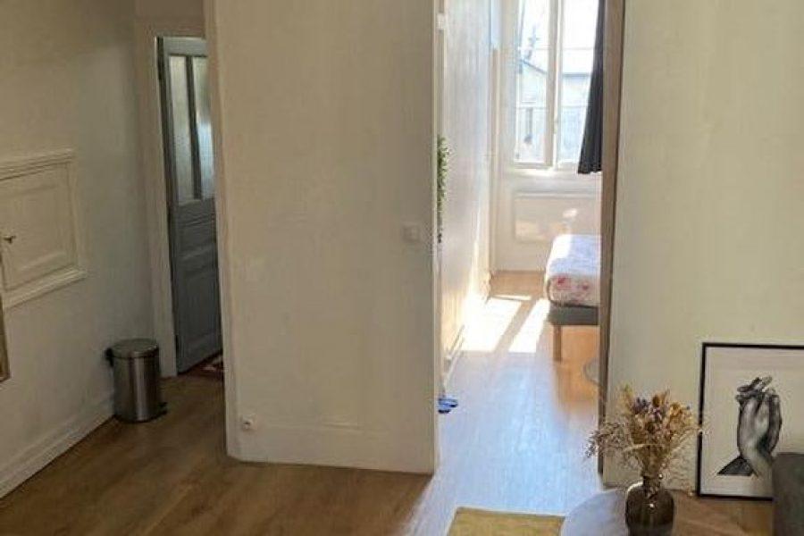 Appartement Nantes 2 pièce(s) 33 m2