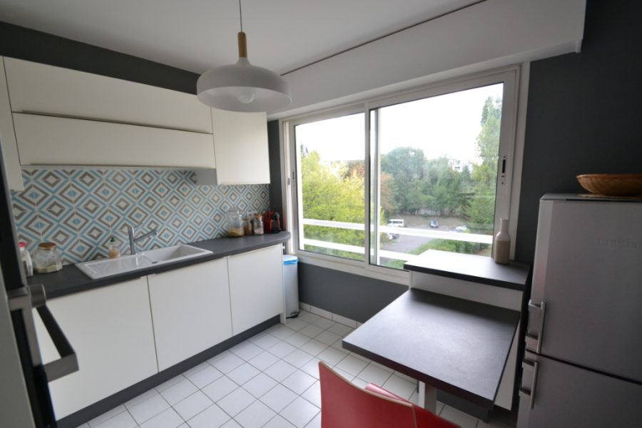 Appartement Nantes Canclaux Mellinet