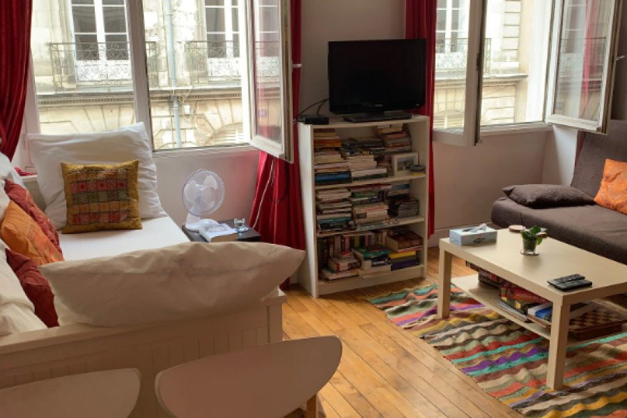 EXCLUSIVITE Appartement T2 Nantes Graslin Sanitat