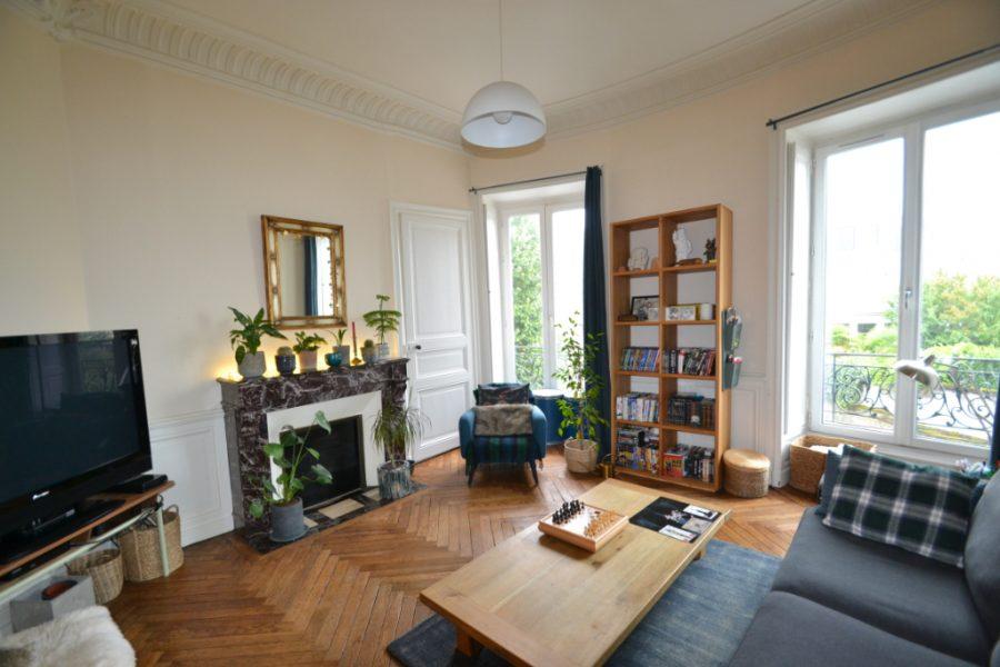 Superbe appartement Nantes Canclaux