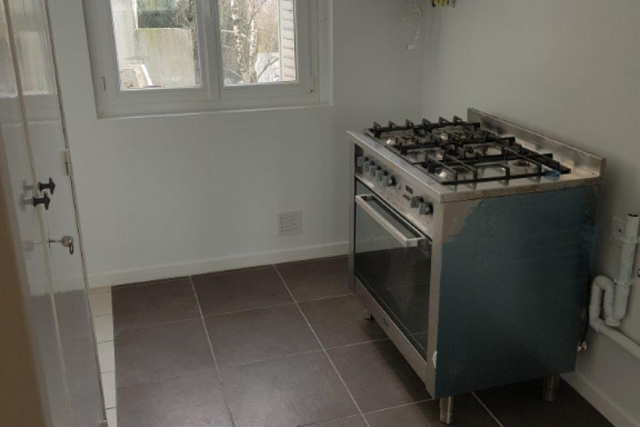 Appartement Nantes Mangin